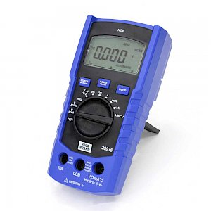 Digital multimeter autorange and TRMS (1000 V)