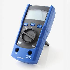 Digital multimeter autorange and TRMS (1000 V), CAT IV 1000 V